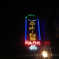 Photo taken at Atkins Park Tavern by Ben S. on 10/23/2012