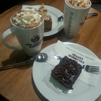 Photo taken at Columbus Coffee by Patrycja R. on 10/23/2013