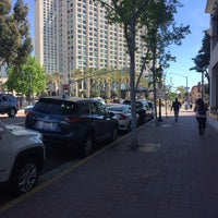 Photo taken at Downtown San Diego by Carla c on 4/16/2017