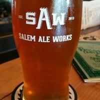 Photo taken at Salem Ale Works by Steve P. on 8/1/2017