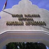 Photo taken at Makam Pangeran Diponegoro by Ferry S. on 11/23/2013
