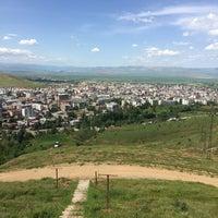 Photo taken at Muş bağları by Turgut D. on 5/22/2016