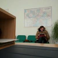 Photo taken at Обласна рада Профспілок by kamilla on 1/10/2017