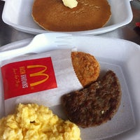 Photo taken at McDonald's by Trinity Marie S. on 8/24/2013