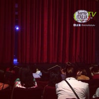 Photo taken at Teatro Oriente by barrioitalia.tv on 1/23/2015