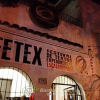 Photo taken at La Casa Rodante. Centro Experimental de Arte. by barrioitalia.tv on 6/13/2013