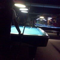Photo taken at Rick's Cafe & Billiard by Diaz on 2/5/2015