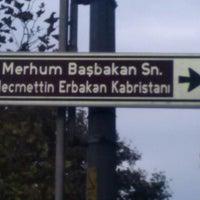 รูปภาพถ่ายที่ Erbakan Ailesi Kabristanlığı โดย Enes O. เมื่อ 10/16/2013
