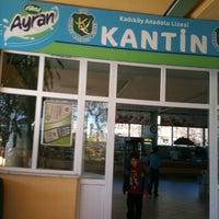 Photo taken at KAL Buyuk Kantin by Zeynep Nehir M. on 11/10/2013
