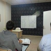 Photo taken at Sinan Koç Seçim Ofisi by Fidan S. on 11/23/2013