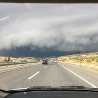 Photo taken at Ankara - Eskişehir Yolu by Halil S. on 8/4/2017