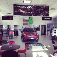 Photo taken at Chrysler Jeep Dodge City of McKinney by Stephanie P. on 3/17/2014
