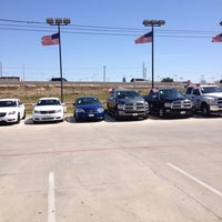 Photo taken at Chrysler Jeep Dodge City of McKinney by Stephanie P. on 3/18/2014