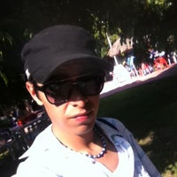 Photo taken at Balneario la Cruz by 🐵Mono G. on 7/27/2014