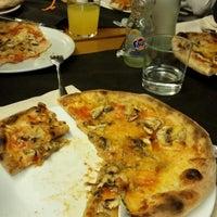 Photo taken at Pizzeria Corte Farina by €mine on 2/14/2015