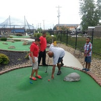 Photo taken at Putt N Play by Robert S. on 9/1/2014