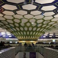 Photo taken at Abu Dhabi International Airport (AUH) by eLo on 2/22/2013