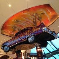 Photo taken at Hard Rock Cafe Kuwait by eLo on 2/16/2013