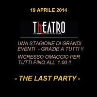 Photo taken at Theatro by Roberto P. on 4/16/2014