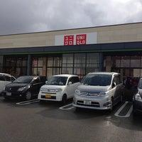 Photo taken at ユニクロ アピタタウン金沢ベイ店 by hiroshi n. on 1/3/2013