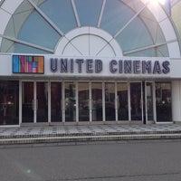 Photo taken at United Cinemas by hiroshi n. on 12/17/2012