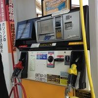 Photo taken at キグナス石油 エコロ有松店 by hiroshi n. on 3/17/2013
