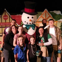 Photo taken at busch gardens christmas town by Arleen M. on 12/21/2015