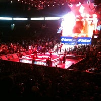 Photo taken at Arena México by Luis G. on 7/14/2012