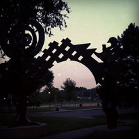 Photo taken at Armatage Park by john k. on 7/22/2013