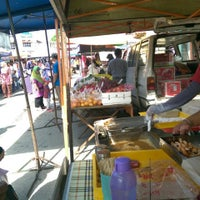 Photo taken at Pasar Ketereh by Safra S. on 1/23/2016