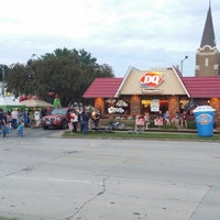 Photo taken at Dairy Queen by J.R. R. on 8/15/2014