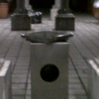 Photo taken at 5/F Vector One Smoking Area Northgate Cyberzone by RianDarren D. on 1/4/2013