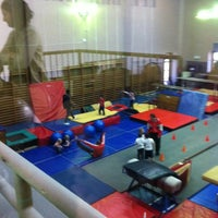 Photo taken at Wanderers Gymnastics Centre by Zaid J. on 7/21/2014