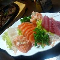 Photo taken at Restaurante Oriental Nagami by Fabiana R. on 5/24/2014