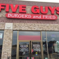 Photo taken at Five Guys by Chris W. on 7/22/2017