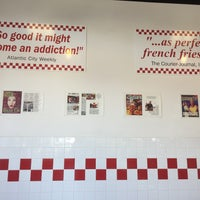 Photo taken at Five Guys by Chris W. on 10/1/2017