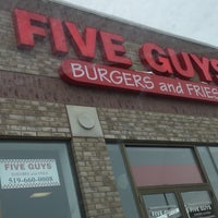 Photo taken at Five Guys by Chris W. on 12/14/2016