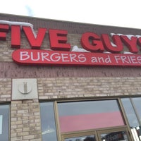Photo taken at Five Guys by Chris W. on 1/9/2018