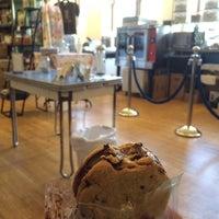 Photo taken at Cream Bean Berry by Jordan L. on 4/10/2014