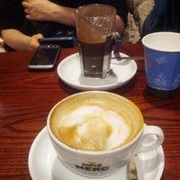 Photo taken at Caffè Nero by Nils M. on 12/29/2012