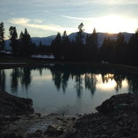 Photo taken at Fairmont Hot Springs by Robyn J. on 11/12/2013