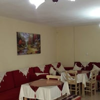 Photo taken at gözleme evi by Nehir Ç. on 5/3/2014