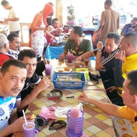 Photo taken at Shell Kampung Merang by Ricky E. on 11/23/2013