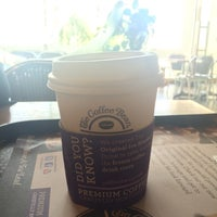 Photo taken at The Coffee Bean by Reham ✰. on 10/17/2014