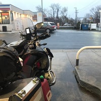 Photo taken at Shell by Adam C. on 4/21/2017
