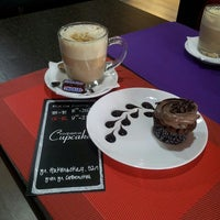 Photo taken at Cupcake by Victoria I. on 10/30/2013