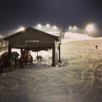 Photo taken at Cannonsburg Ski Area by Ryan on 2/23/2013