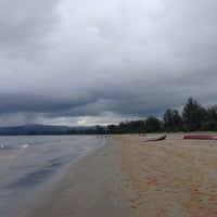 Photo taken at Kg Rampaian Laut by Irwan D. on 6/1/2014