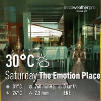 Photo taken at The Emotion Place by Sanyaphong J. on 1/12/2013