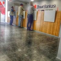 Photo taken at Ziraat Bankası by 𝓩𝒆𝓴𝓲 𝓚𝓾𝓶𝓻𝓾  ♌️ on 10/20/2016